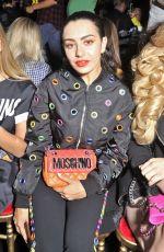 CHARLI XCX at Moschino Fashion Show at Milan Fashion Week 09/22/2016