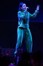 CHARLI XCX Performs at Amfar Gala 2016 in Milan 09/24/2016