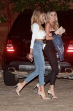 CHARLOTTE MCKINNEY at Nobu in Los Angeles 09/03/2016