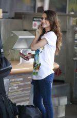 CHER LLOYD at Los Angeles International Airport 09/07/2016