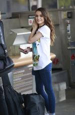 CHER LLOYD at Los Angeles International Airport 09/07/2016