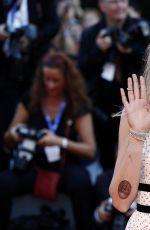 CHIARA FERRAGNI at 'The Young Pope' Premiere at 2016 Venice Film Festival 09/03/2016