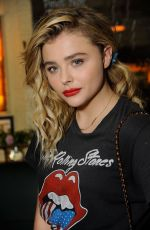 CHLOE MORETZ at Coach Spring 2017 Collection at Pier 76 in New York 09/13/2016