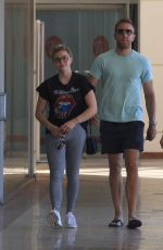 CHLOE MORETZ Out and Aboiut in Beverly Hills 09/25/2016