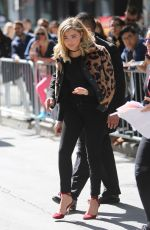 CHLOE MORETZ Out and About in Toronto 09/16/2016