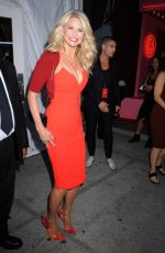 CHRISTIE BRINKLEY at Target + IMG NYFW Kickoff Party in New York 09/06/2016