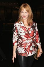 CHRISTINA HENDRICKS at Harper's Bazaar Celebrates Icons by Carine Roitfeld in New York 09/09/2016