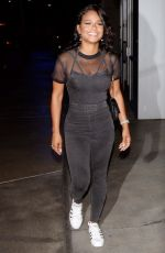 CHRISTINA MILIAN at Drake's Concert at The Staple Center in Los Angeles 09/07/2016
