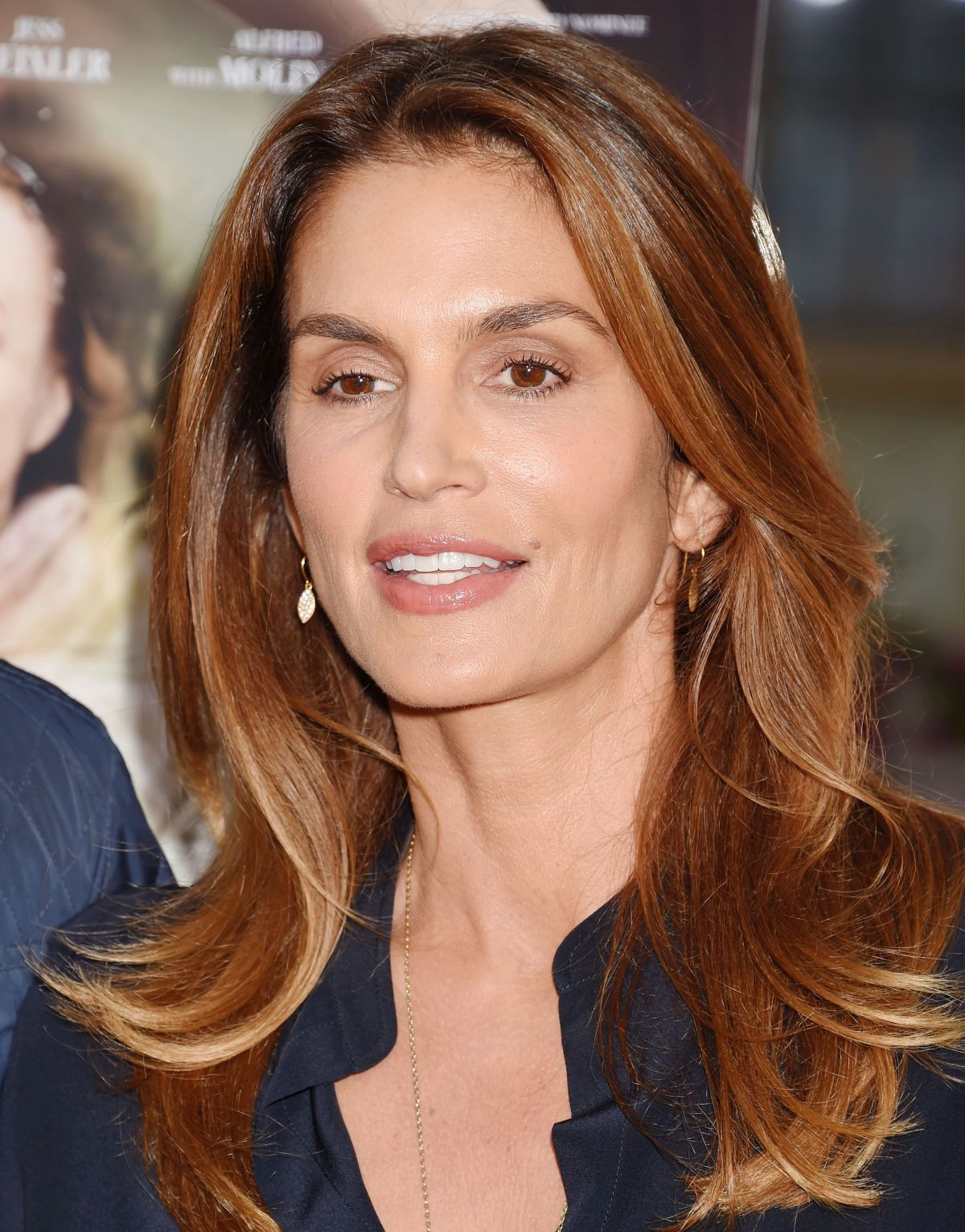 Cindy Crawford Sister Cities Premiere In Hollywood 08312016