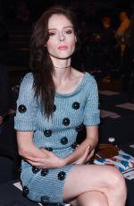 COCO ROCHA at Jeremy Scott Fashion Show at New York Fashion Week 09/12/2016