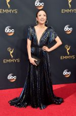 CONSTANCE WU at 68th Annual Primetime Emmy Awards in Los Angeles 09/18/2016