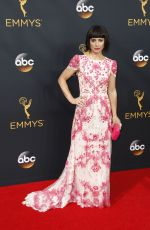 CONSTANCE ZIMMER at 68th Annual Primetime Emmy Awards in Los Angeles 09/18/2016