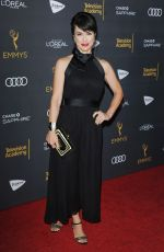 CONSTANCE ZIMMER at Television Academy Reception for Emmy Nominees in West Hollywood 09/16/2016