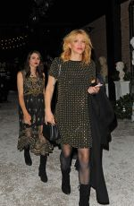 COURTNEY LOVE at Night Launch Party in London 09/20/2016