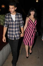 DAISY LOWE at Love Magazine Party at Lou Lou's in Mayfair 09/19/2016