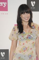 DAISY LOWE at V by Very London Fashion Week Party 09/15/2016
