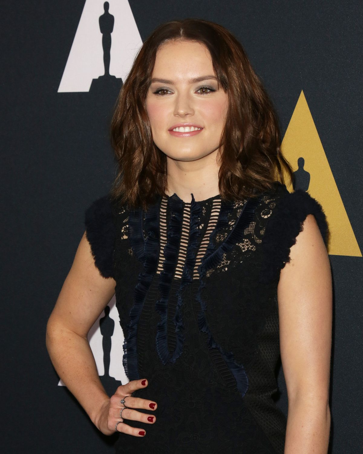 DAISY RIDLEY at Student Academy Awards in Los Angeles 09/22/2016