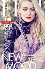 DAKOTA FANNING in Elle Magazine, Canada November 2016 Issue