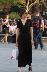 DAKOTA JOHNSON Out Shopping in New York 09/08/2016.