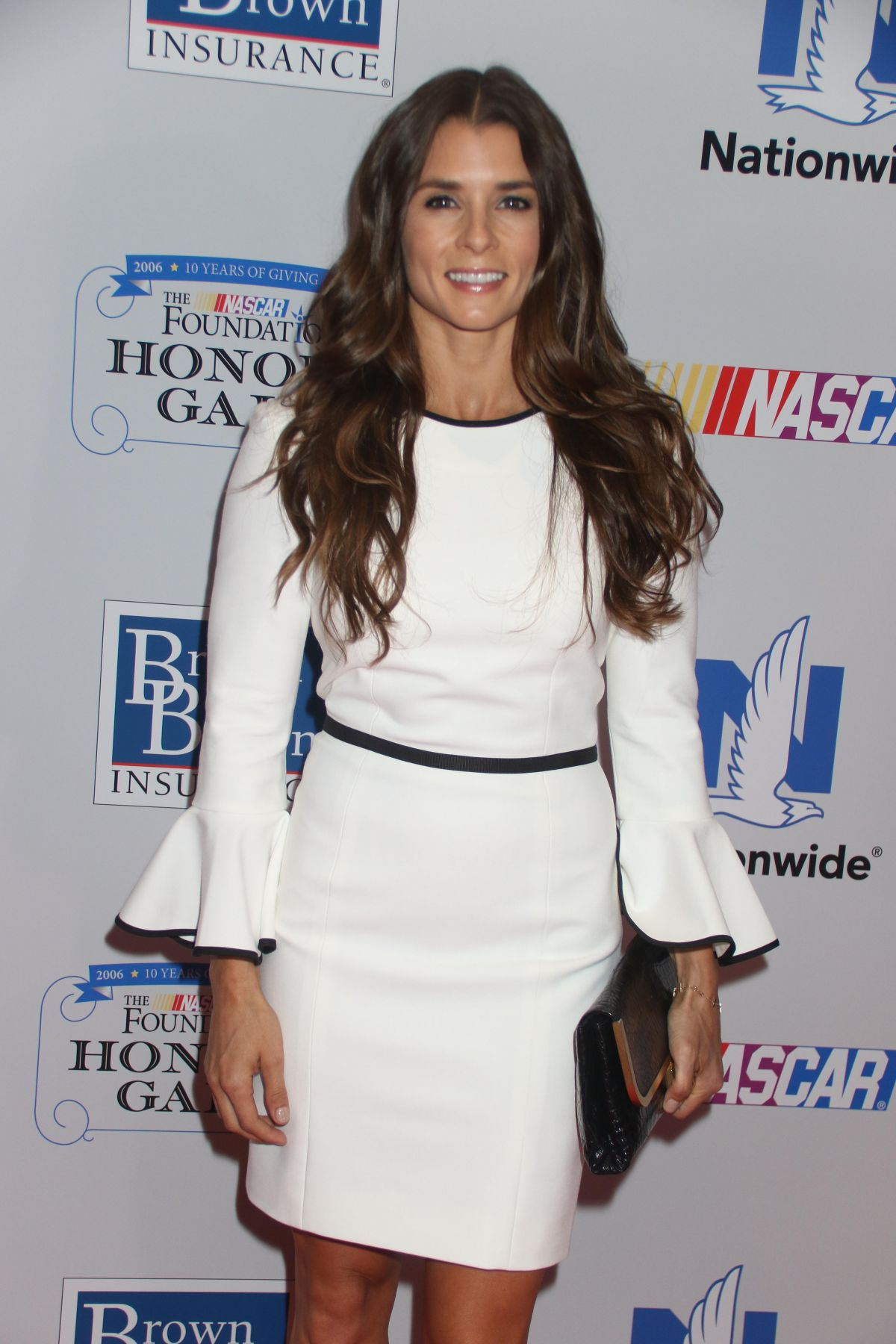 DANICA PATRICK at Nascar Foundation Honors Gala in New York 09/27/2016