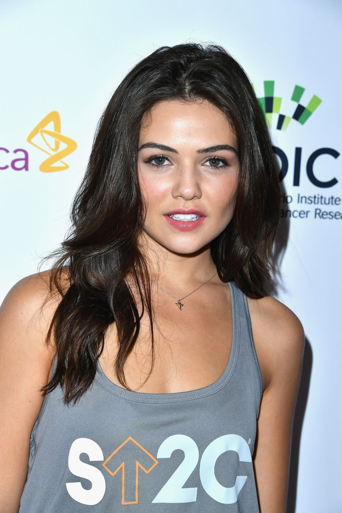 DANIELLE CAMPBELL at 5th Biennial Stand Up To Cancer in Los Angeles 09/09/2016