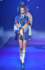 DASHA KHLYSTUN at Marc Jacobs Runway Show at New York Fashion Week 09/15/2016