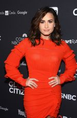 DEMI LOVATO at 2016 Global Citizens Festival in New York 09/24/2016