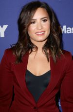 DEMI LOVATO at Social Good Summit at 92Y in New York 09/19/2016