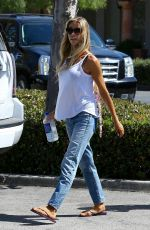 DENISE RICHARDS Out and About in Malibu 09/17/2016