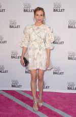 DIANE KRUGER at New York City Ballet Fall Gala 09/20/2016