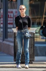 DIANE KRUGER Out in New York 09/13/2016