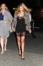 DOUTZEN KROES at Grill Royal Restaurant in Berlin 08/30/2016