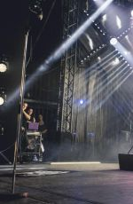 DUA LIPA Performs at SWR3 New Pop Festival in Germany