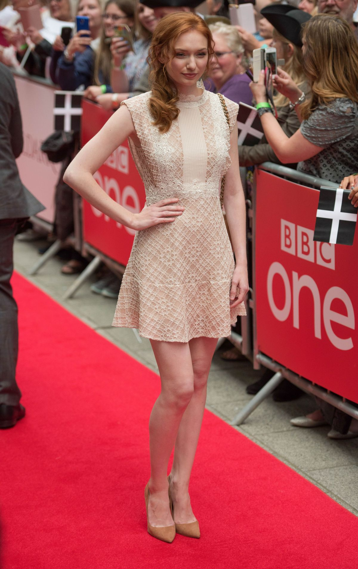 ELEANOR TOMLINSON at