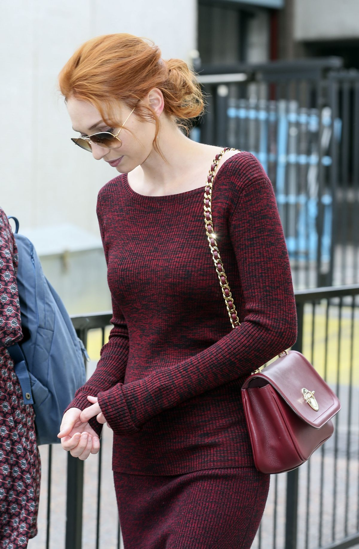 ELEANOR TOMLINSON Leaving