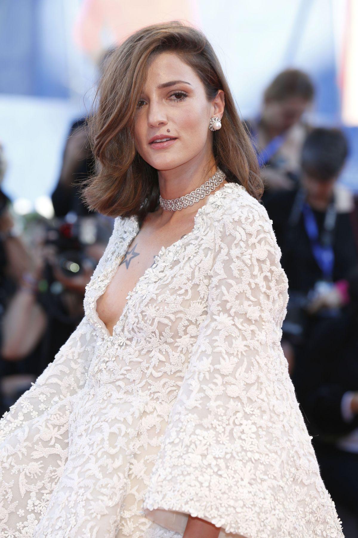 ELEONORA CARISI at 'La La Land' Premiere at 2016 Venice Film Festival 08/31/2016