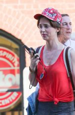 ELIZA DUSHKU Out and About in New York 09/15/2016