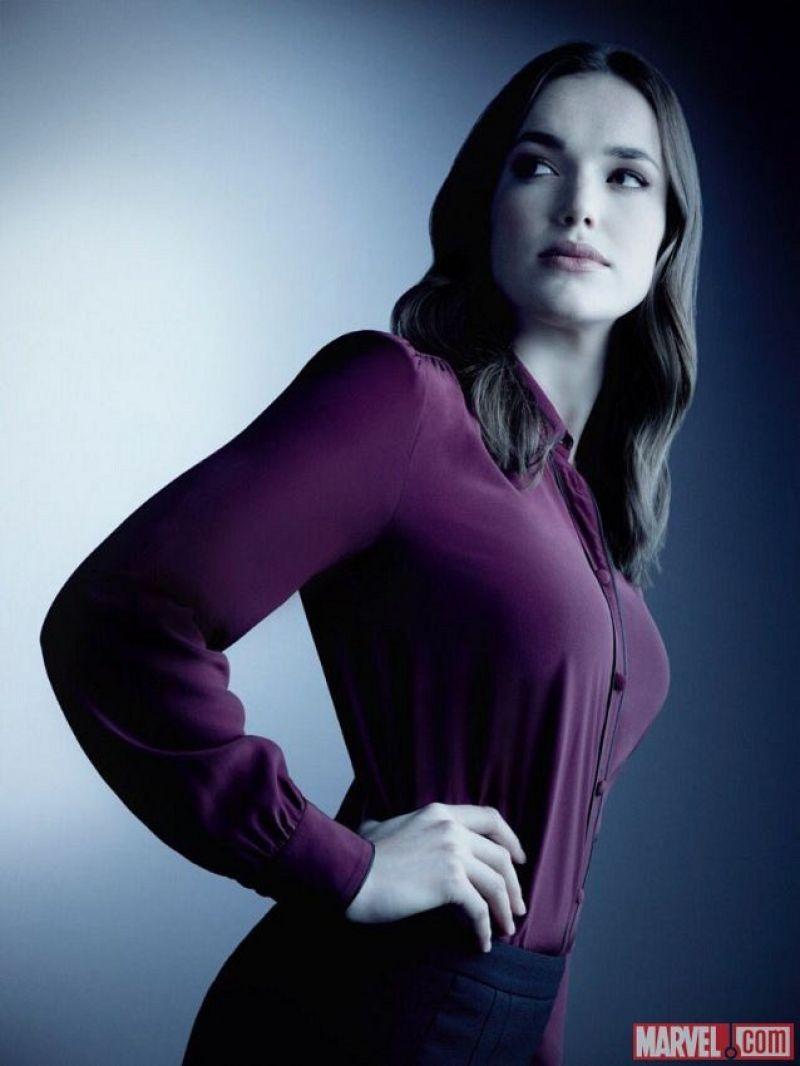 ELIZABETH HENSTRIDGE - Agents of S.H.I.E.L.D. Season 4 Promo