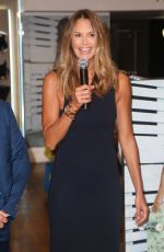 ELLE MACPHERSON at Launch of New Lingerie Line in Sydney 09/14/2016
