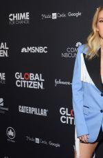 ELLIE GOULDING at 2016 Global Citizen Festival in New York 09/24/2016