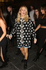 ELLIE GOULDING at Cartier Store Grand Reopening on Fifth Avenue in New York 09/07/2016