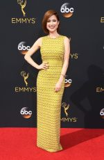 ELLIE KEMPER at 68th Annual Primetime Emmy Awards in Los Angeles 09/18/2016