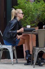 ELSA HOSK and CONSTANCE JABLONSKI Lunch at Locanda Verde in Tribeca 09/16/2016