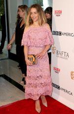 EMILIA CLARKE at BBC America Bafta Los Angeles TV Tea Party 2016 in West Hollywood 09/17/2016