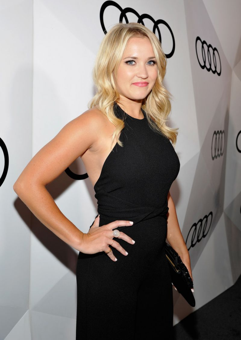 Emily Osment At Audi Pre Emmy Party In West Hollywood 09