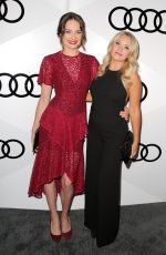 EMILY OSMENT at Audi Pre-emmy Party in West Hollywood 09/15/2016