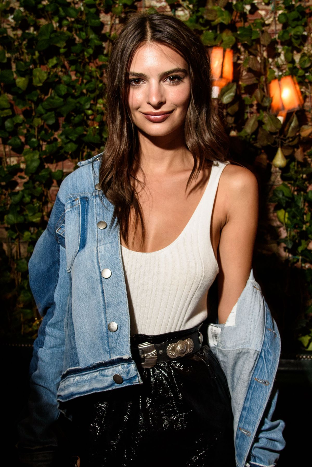 EMILY RATAJKOWSKI at Frame Dinner in New York 09/10/2016