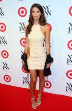 EMILY RATAJKOWSKI at Target + IMG NYFW Kickoff Party in New York 09/06/2016