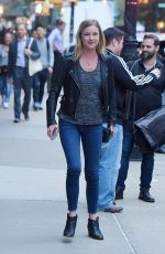 EMILY VANCAMP Out and About in New York 09/26/2016