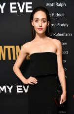 EMMY ROSSUM at Showtime Emmy Eve Party in Los Angeles 09/17/2016